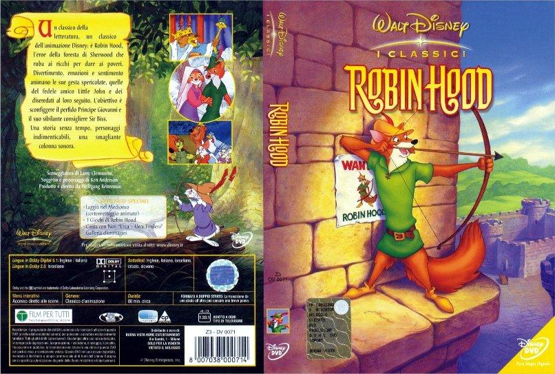 Disney World Robin Hood Disney Gp05
